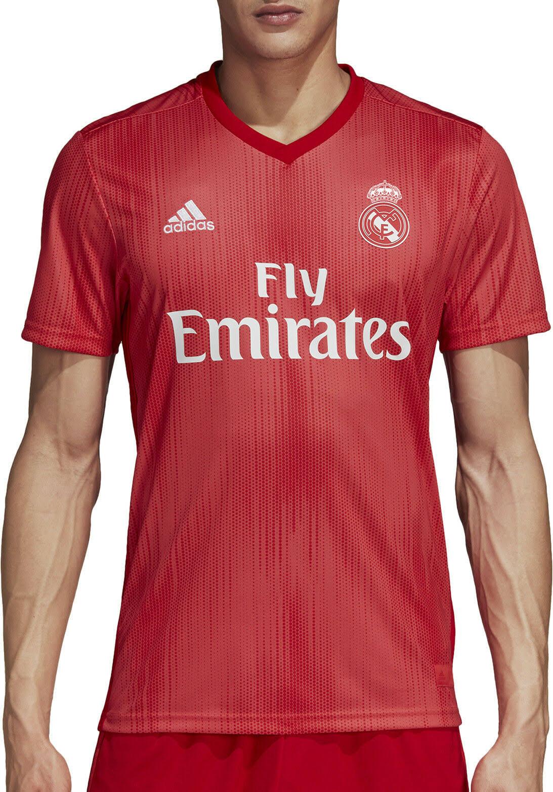 2018-2019 Real Madrid Adidas Third Football Shirt