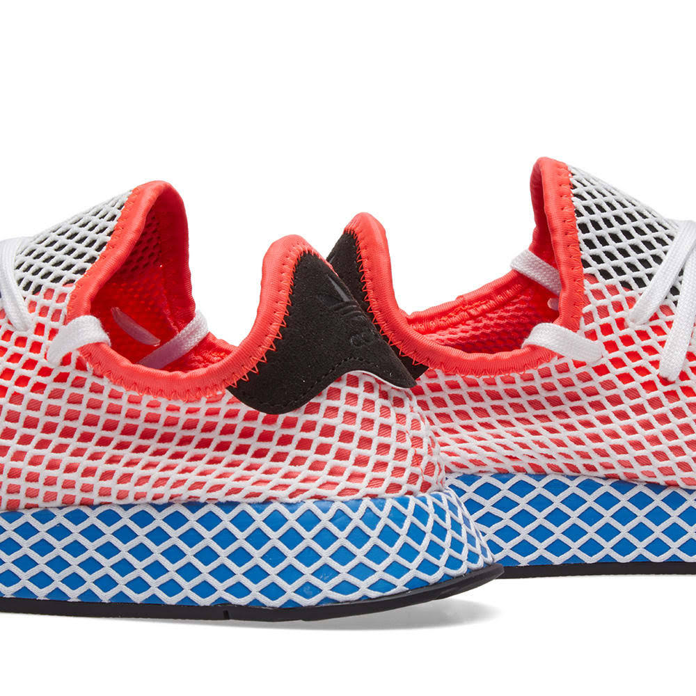 Rot Bluebird Farbe amp; Adidas Originals Solar O Runner Cq2624 Deerupt FHSxSBqTwI