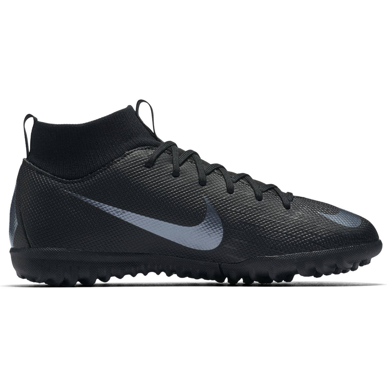 Academy Turf Vi Schuhe Schwarz Youth Mercurialx Superfly Nike qI4CS