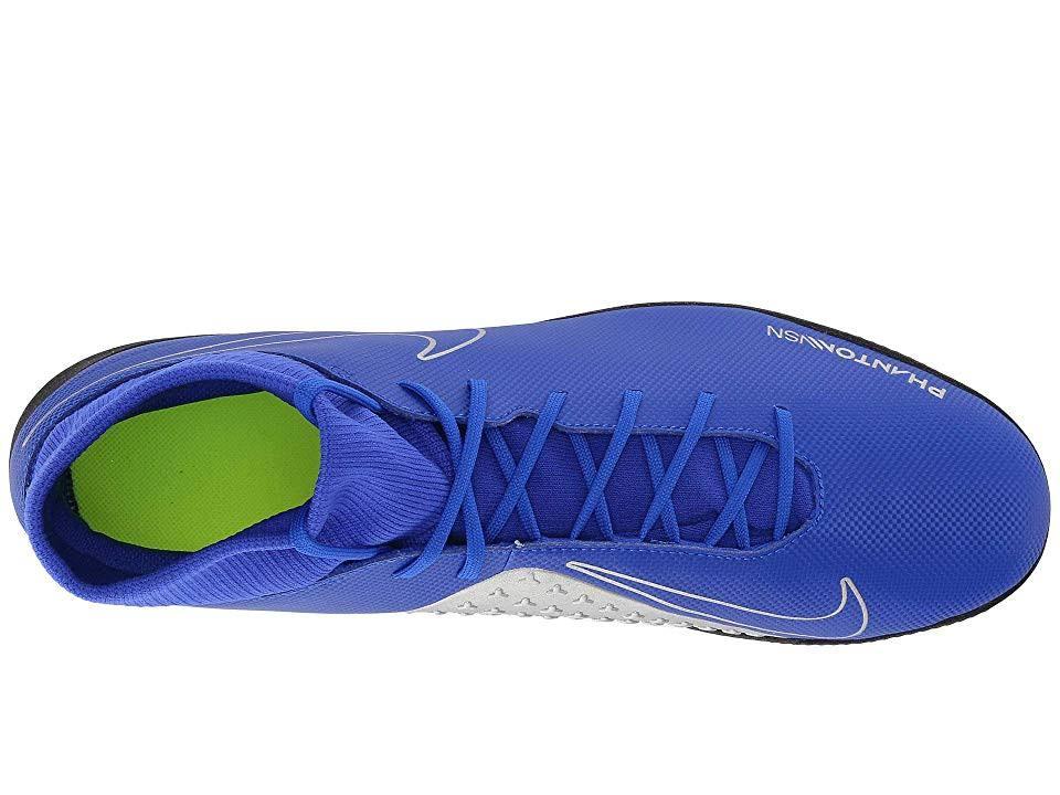5 Para Fútbol Azul Vision 8 Phantom Zapatilla De Df Deportiva Nike Hombre Club Tamaño 7A1TxwT4