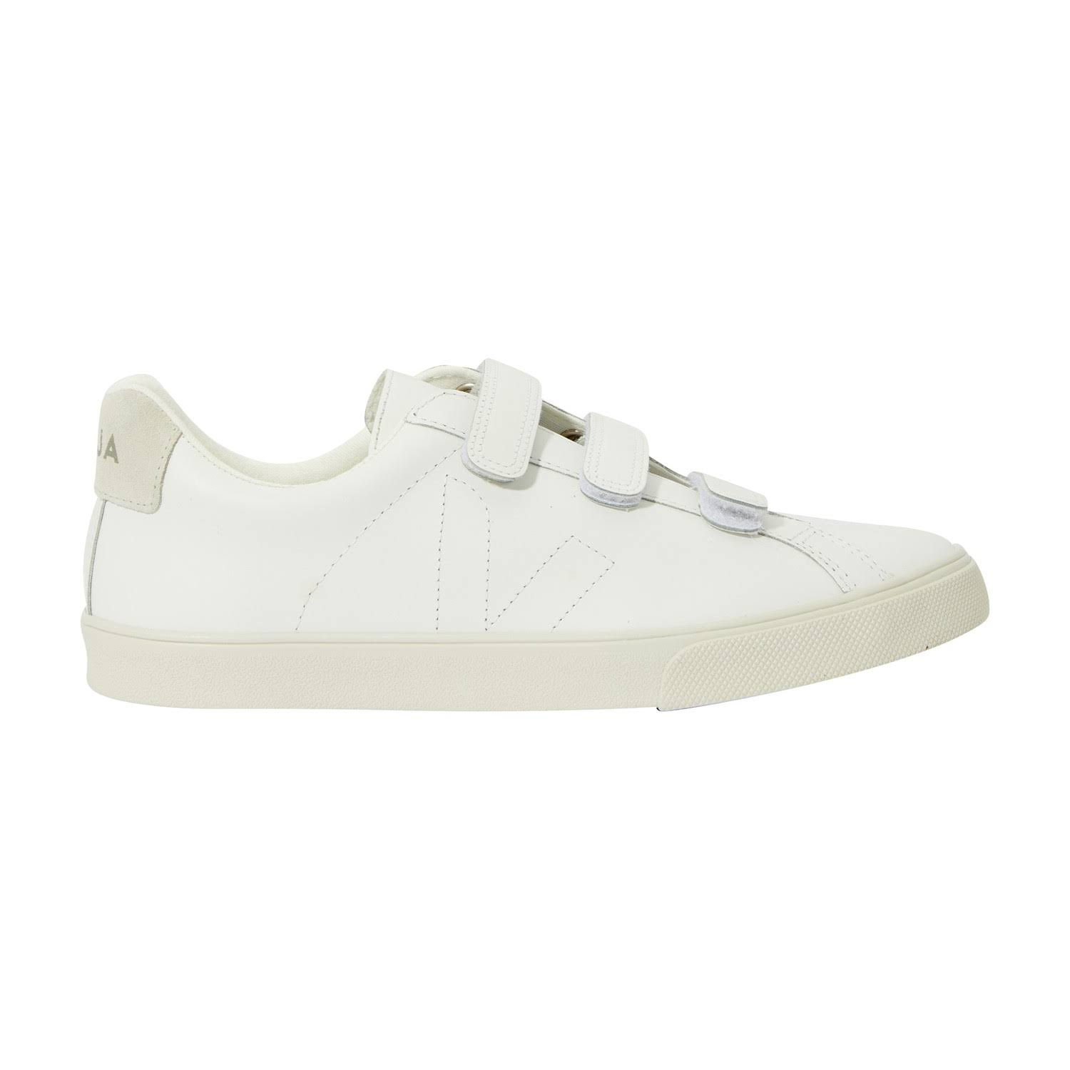 Veja Esplar Leather 3-Lock Womens Extra White Trainers