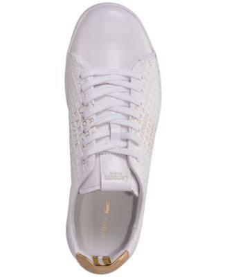 Tamaño Dorado Evo Para Casual Mujer 5 Calzado Paris 8 Carnaby Lacoste Blanco Xg8wtPx