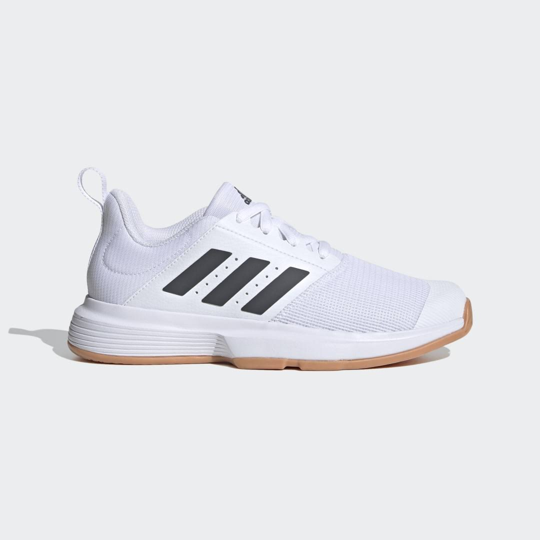 Adidas Essence Indoor Shoes Training - Womens - White