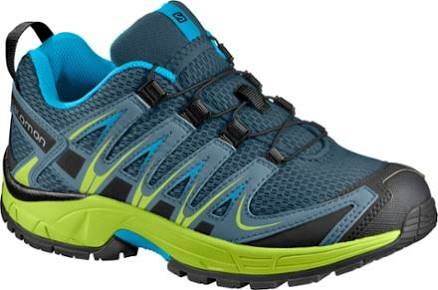 Trail Synthetic Running outdoor Kids Shoes Salomon 3d Pro Xa textile qF1PIa