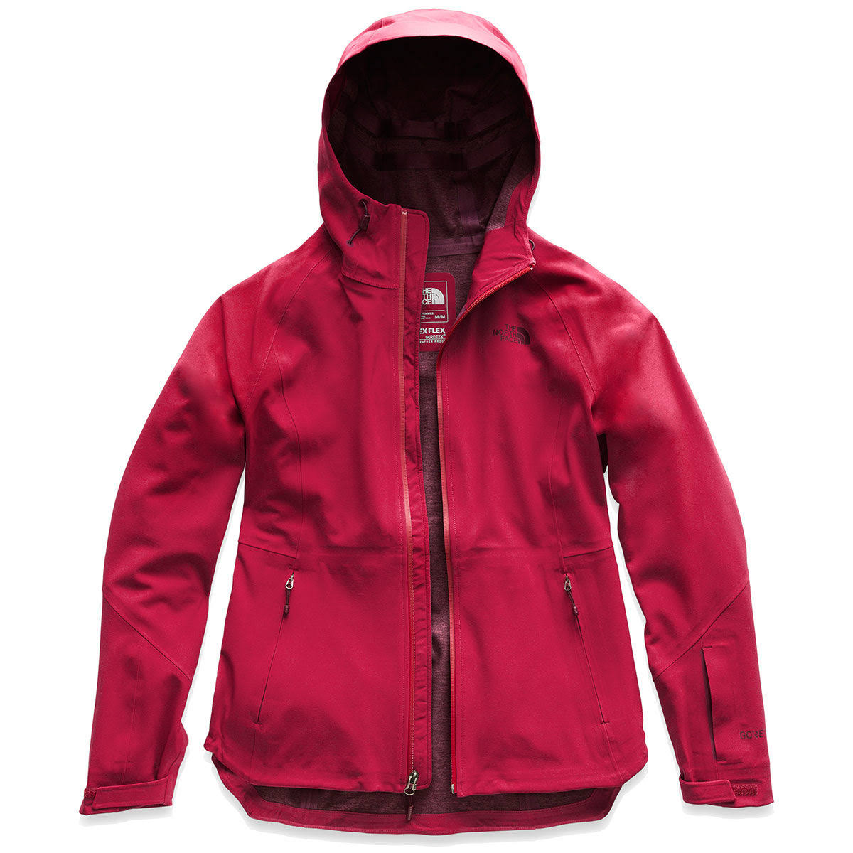 Apex Red Chaqueta Flex Para Face Gtx Rumba The M Mujer North awqTUztw