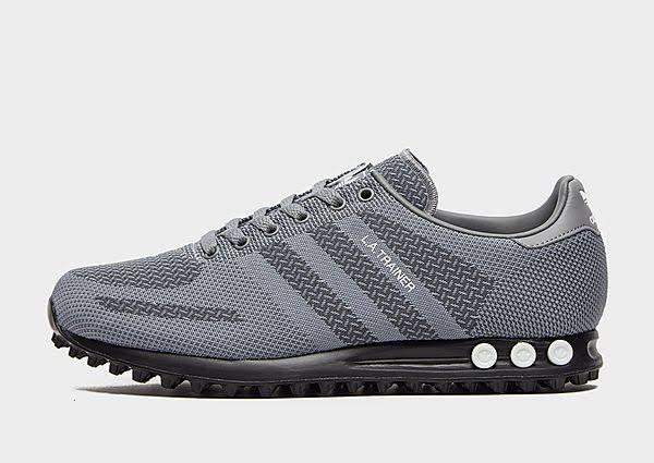 adidas Originals LA Trainer Woven - Grey - Trainers