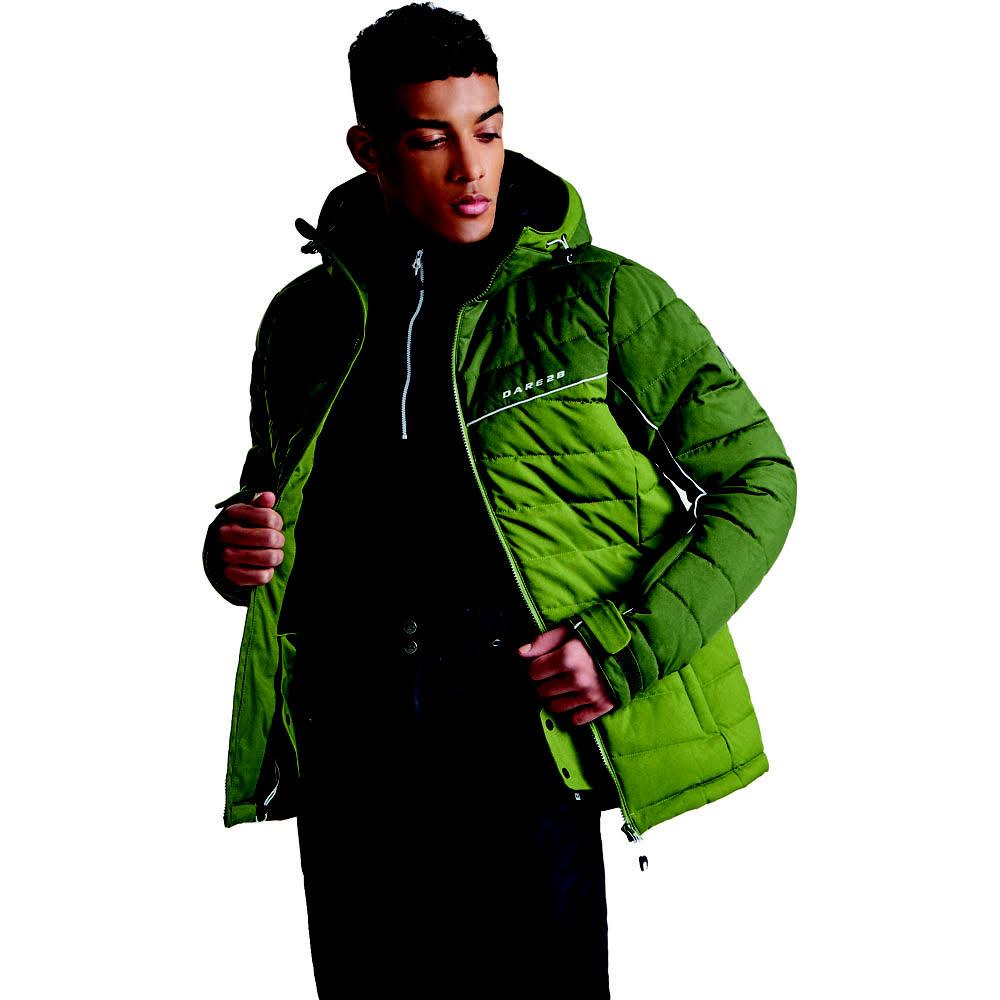 Hombre De M Slalom Racing Green Esquí Chaqueta Mantis Para Dare2b UnBxnH6w