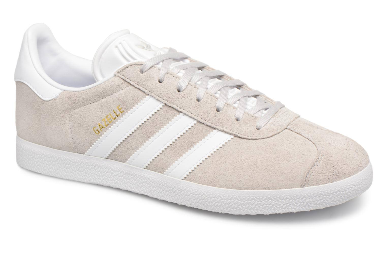 Beige Sneaker Weiß 2 3 42 Adidas Taupe Größe Gazelle Originals TUgWawx