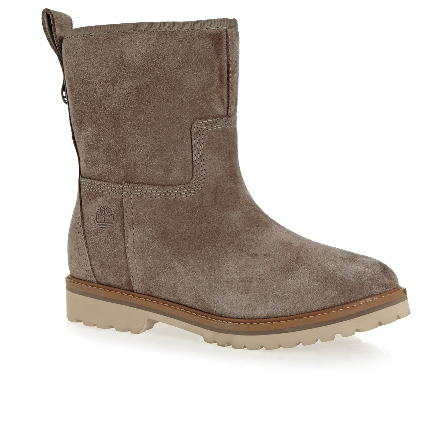 De Taupe Becerro Gris Timberland Impermeable Bota Chamonix Valley dnxAYwq