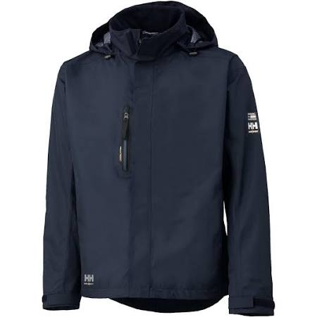 4xl Haag 71043 Navy Hansen Shell Helly Jacket vg7wn