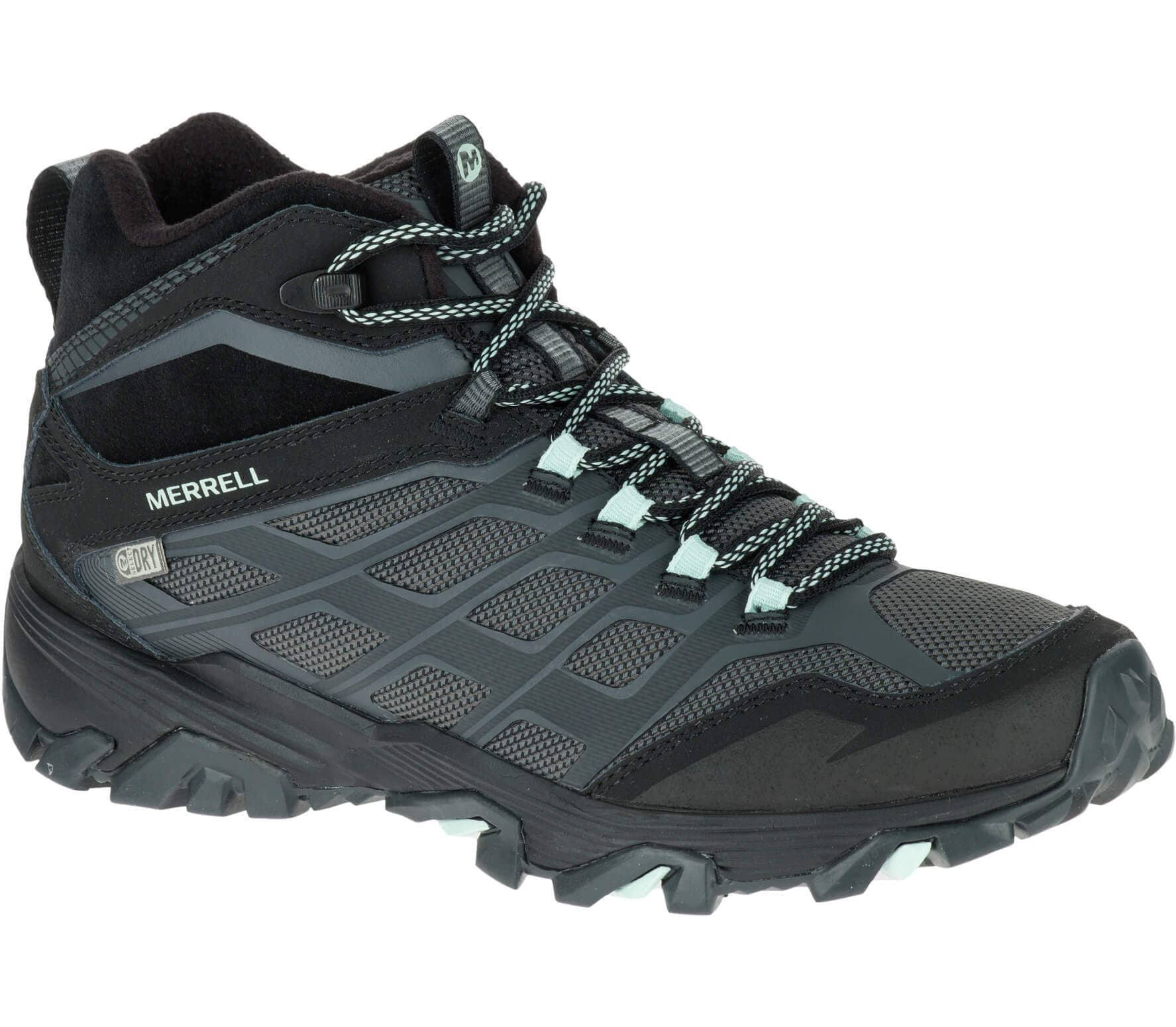 Boots DonnaMoab Fst Ice Thermo Walking Isolato Merrell Grigio hQrCdtsx