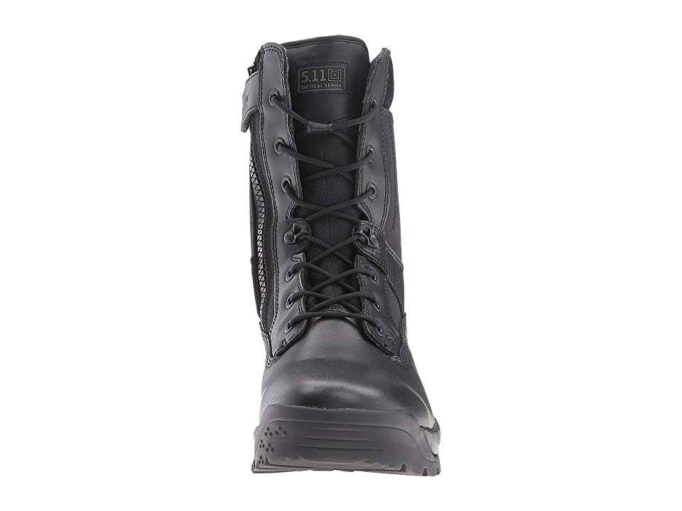 Boot nero Atac Black Zip 8Side Tactical Tactical Tactical CtdshQrx