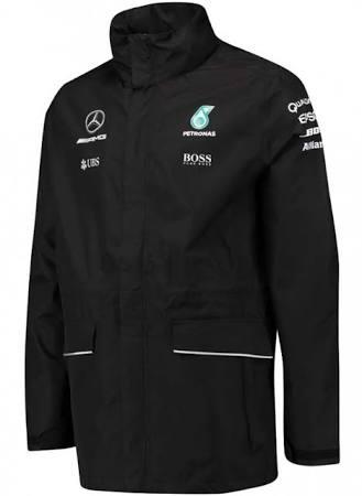 F1 Mercedes Chaqueta Amg Team Lluvia De nwxxqCf