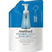 method foaming hand wash refill sea minerals 28oz