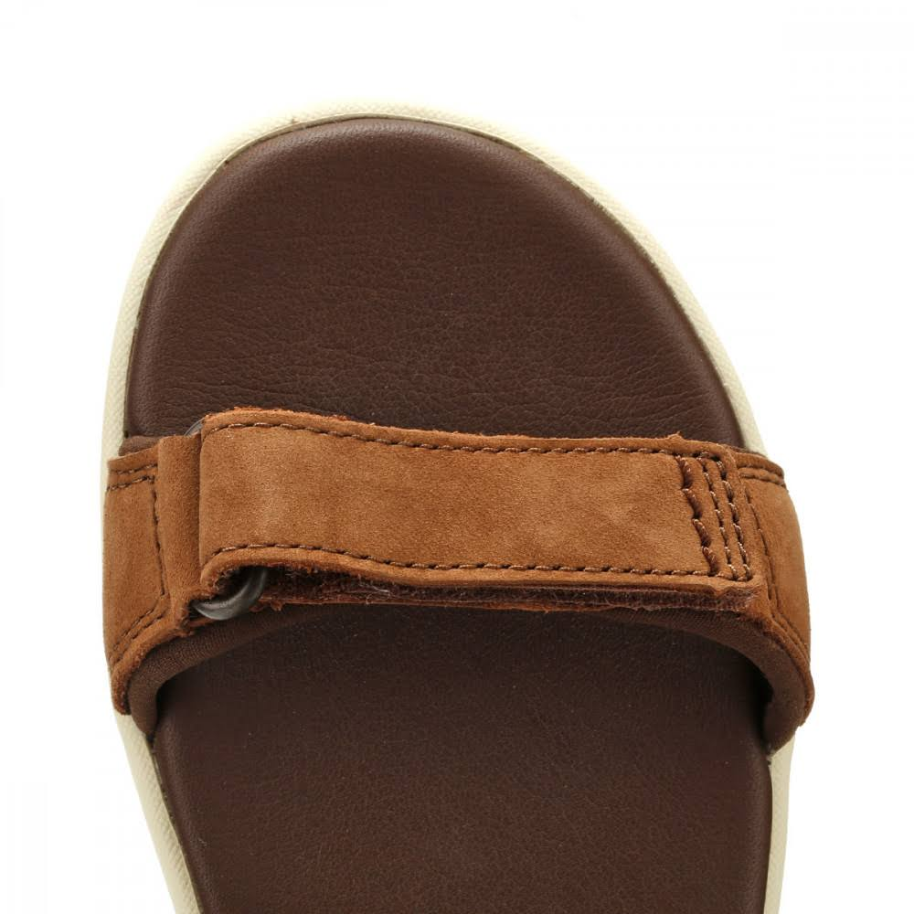 Nubble 2 Aia Sandalen Cappuccino cappuccino Timberland Youth Brown Braun strap Oa6xSq4Sw