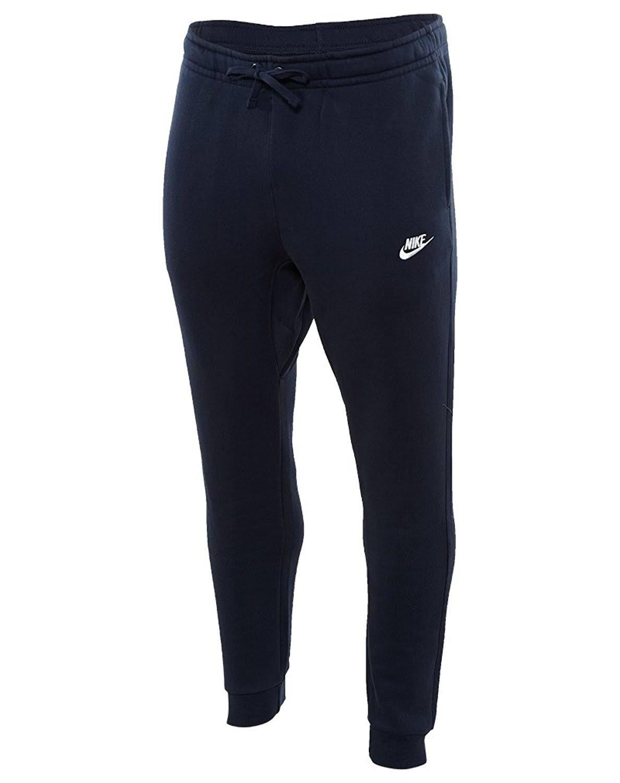 Hombre Nike Jogger Xxl 804408 Obsidiana Pantalón Fleece Blanco Para Estilo xfIEwzpdq