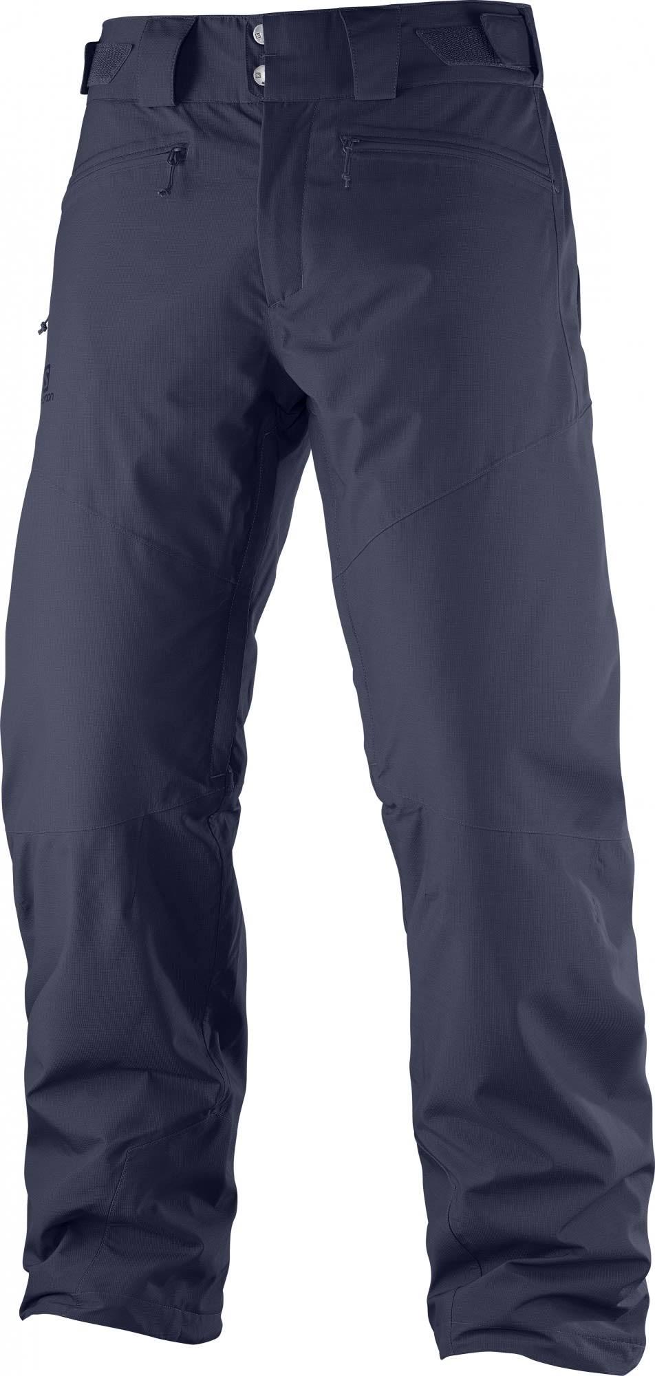 style size Heather Trousers length Blue Color 2017 Xl Pant Night Winter Mens Fantasy Salomon Full Sky awqgEzfxv