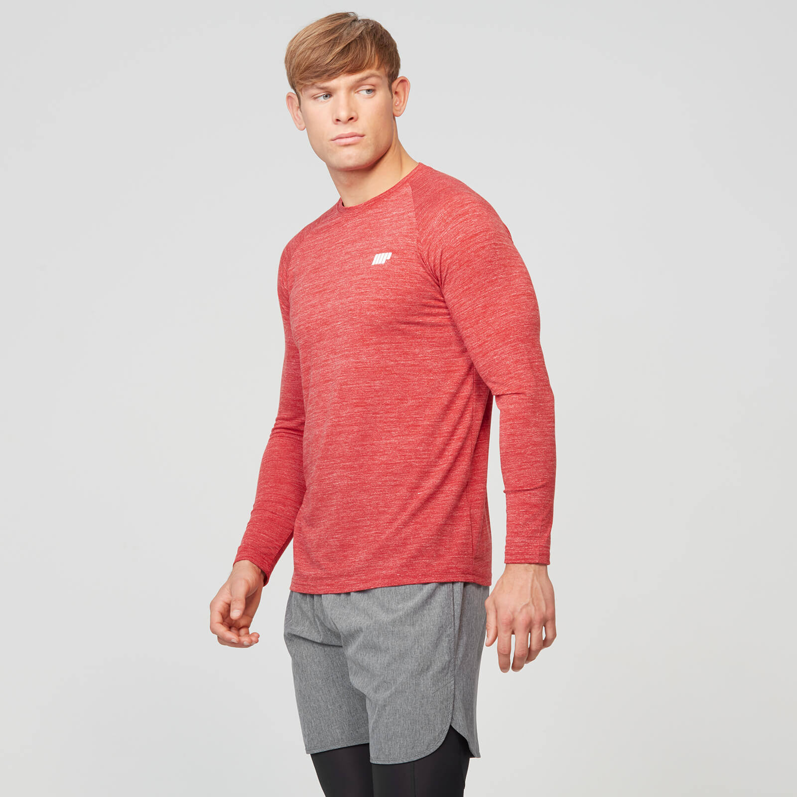 Xxl Camiseta Performance Larga De Rojo Myprotein Manga xYwpCqYP