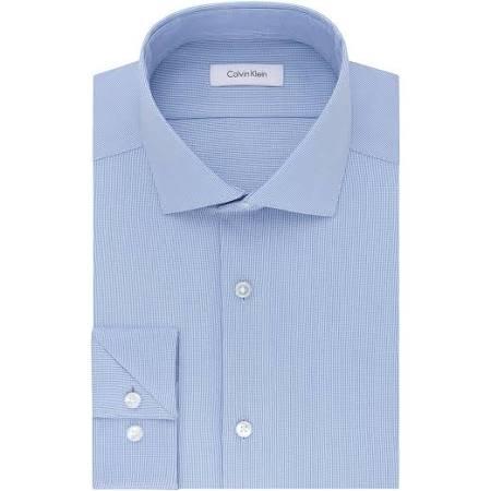 Calvin 34 Azul 5 16 Mini A 35 Francés Klein Rayas Camisa rZq0rwO
