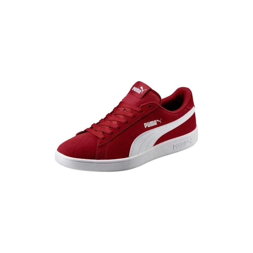 12 Zapatillas Rojo V2 Puma 36498906 Smash 0 vXqWBRnXy