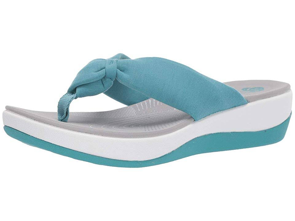 ClarksArla Aqua Glison Sandalen M Maat Dames Solid String Textile 10 wn8PO0kX