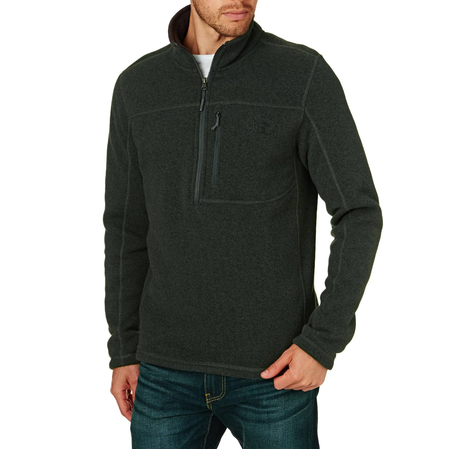 Heather Lyons Zip Fleece Face The Hombre North Oscuro Gris 14 Gordon qUxgRv