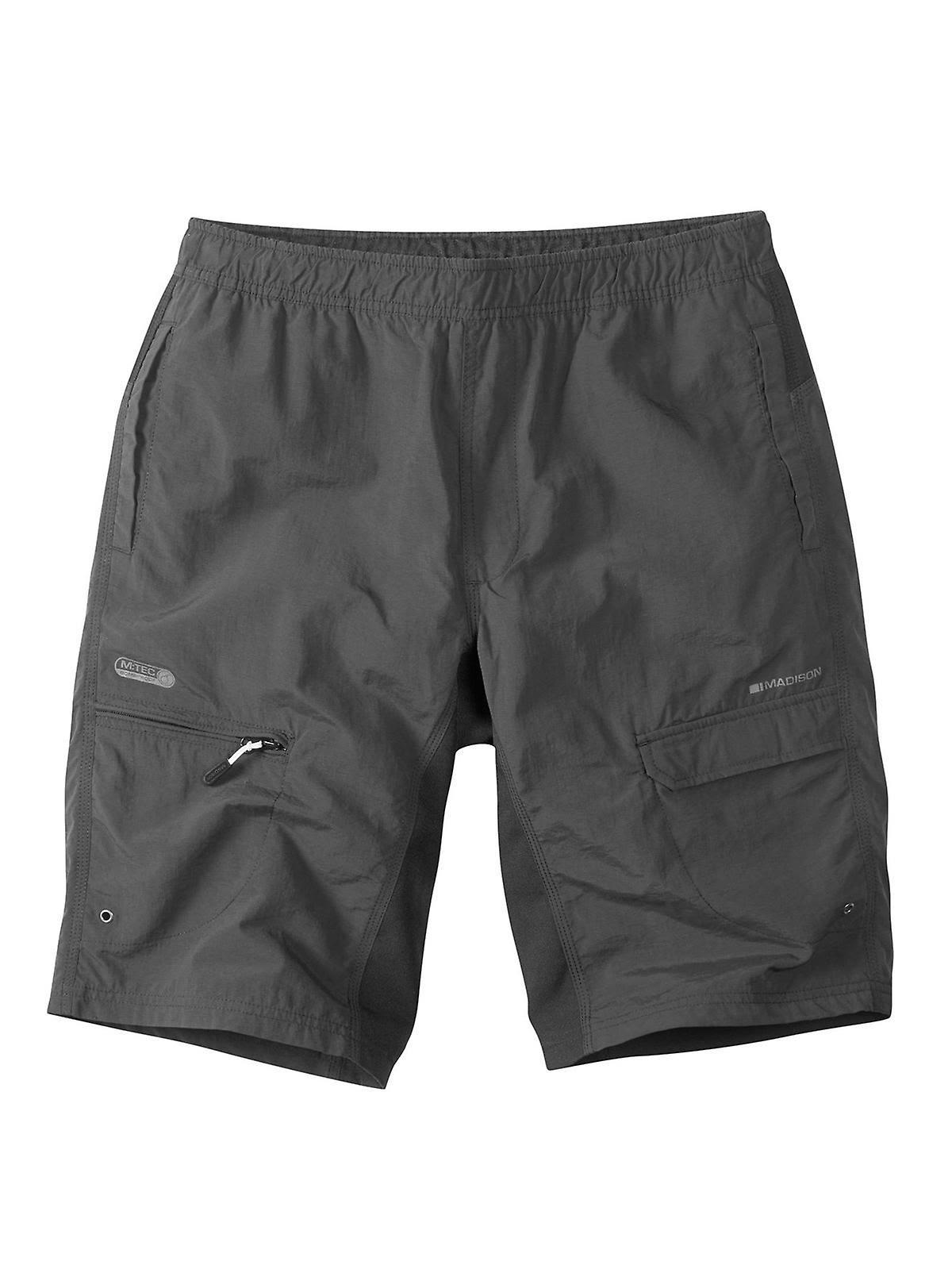 Madison Freewheel Mens Shorts - Black