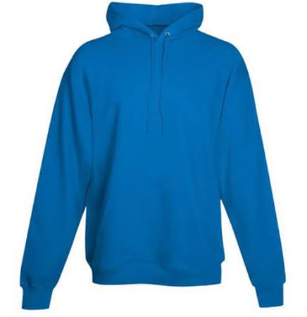 Bell P170 Breeze Sweatshirt Ecosmart Hanes Medium Blue Hooded taqwqXv