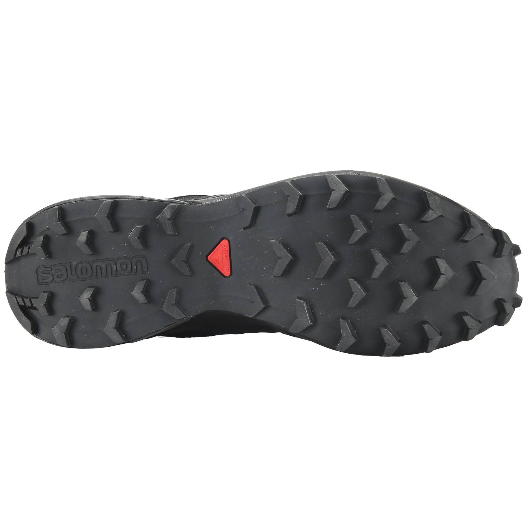 Black Shoes Trail Hombre 10 Salomon Para 4 Speedcross running xnRR0Hw