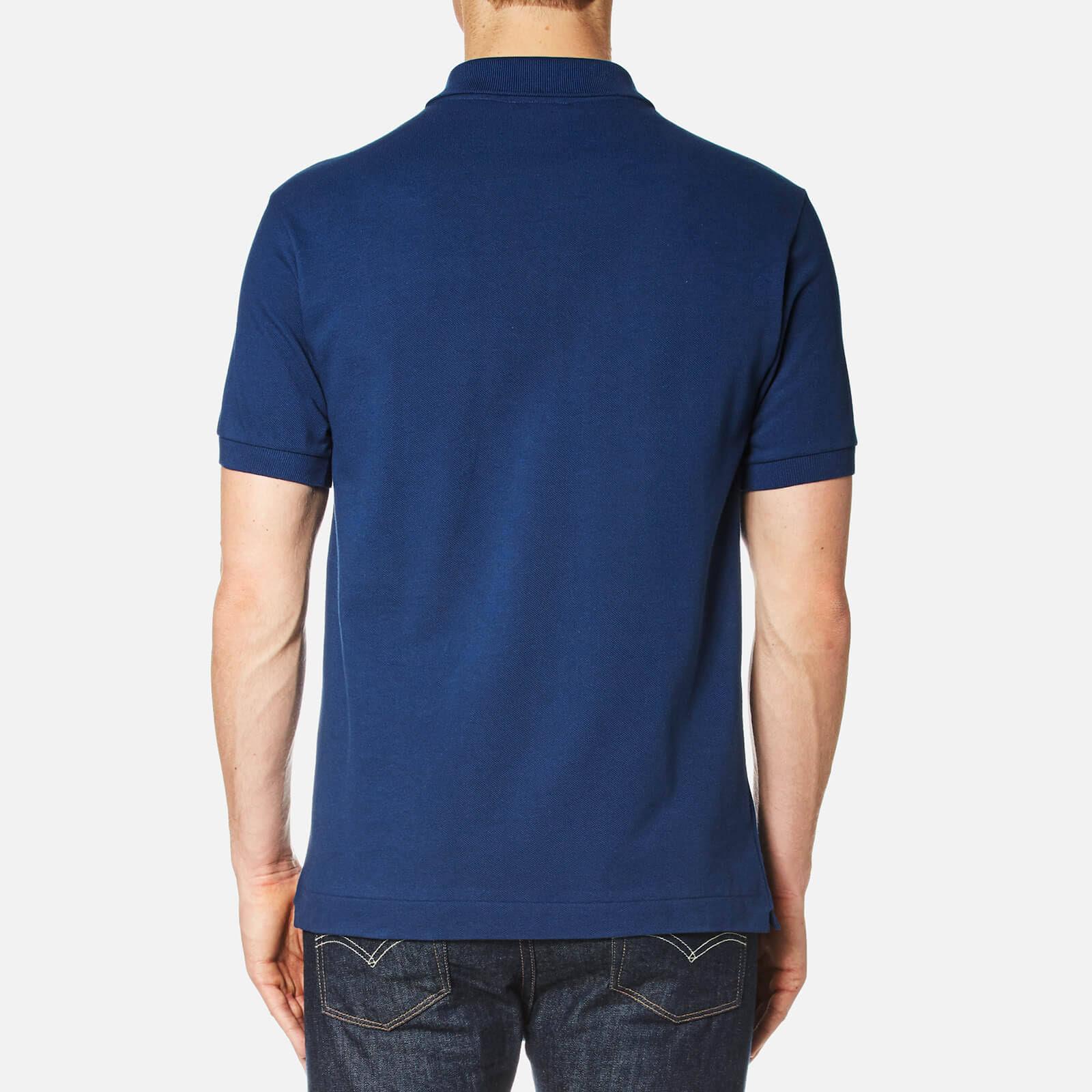 Poloshirt Xl Dunkelblau 6 Herren Lacoste HfwF0c5qIx