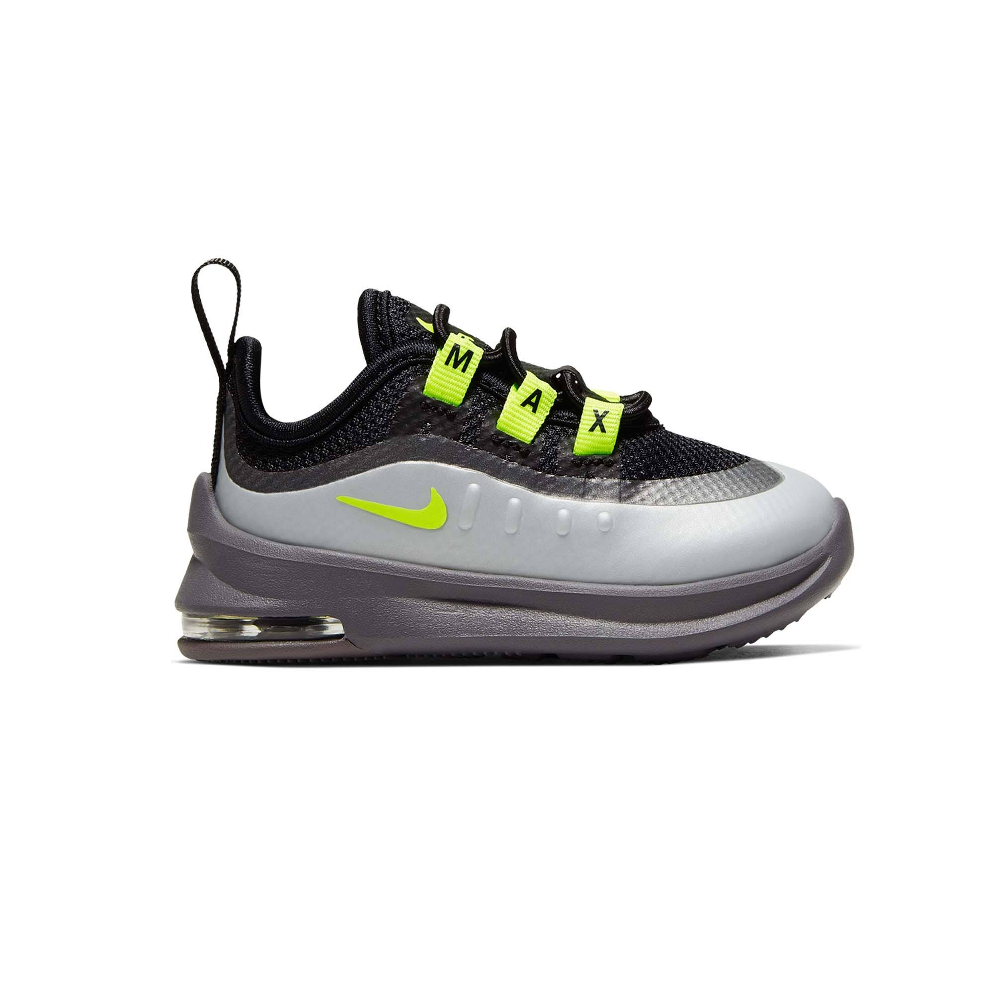 Nike Air Max Axis Infant Trainer, Black / UK 5.5