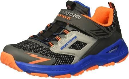 Schwarz Schuhe Jungen 0l Turbo 1 Orange Blau Skechers Spike Athletic Größe dI7XHwqn