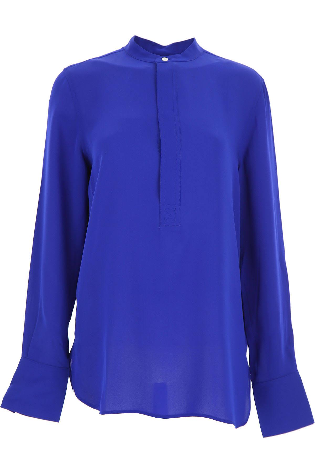 Seda 6 Para Camisa 2019 Mujer 8 Azul Real Ralph 4 Lauren YBqFO
