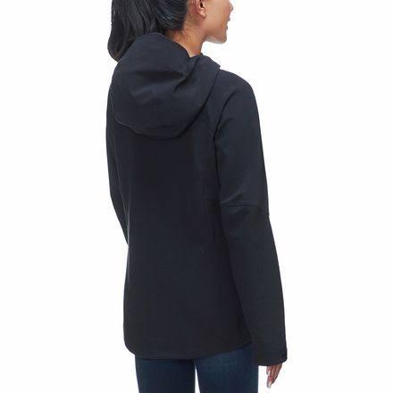 Capucha Mujer Con Negro Patagonia mediana Sudadera Adze Para R7Oqq