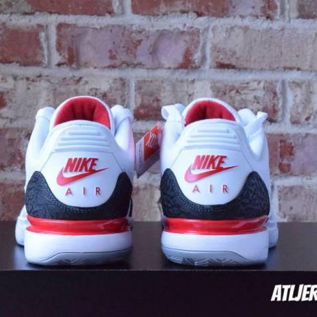 Zoom Größe 2017 Nike Aj3 Herren Sneakers 8 Vapor WpHzwqPwxg