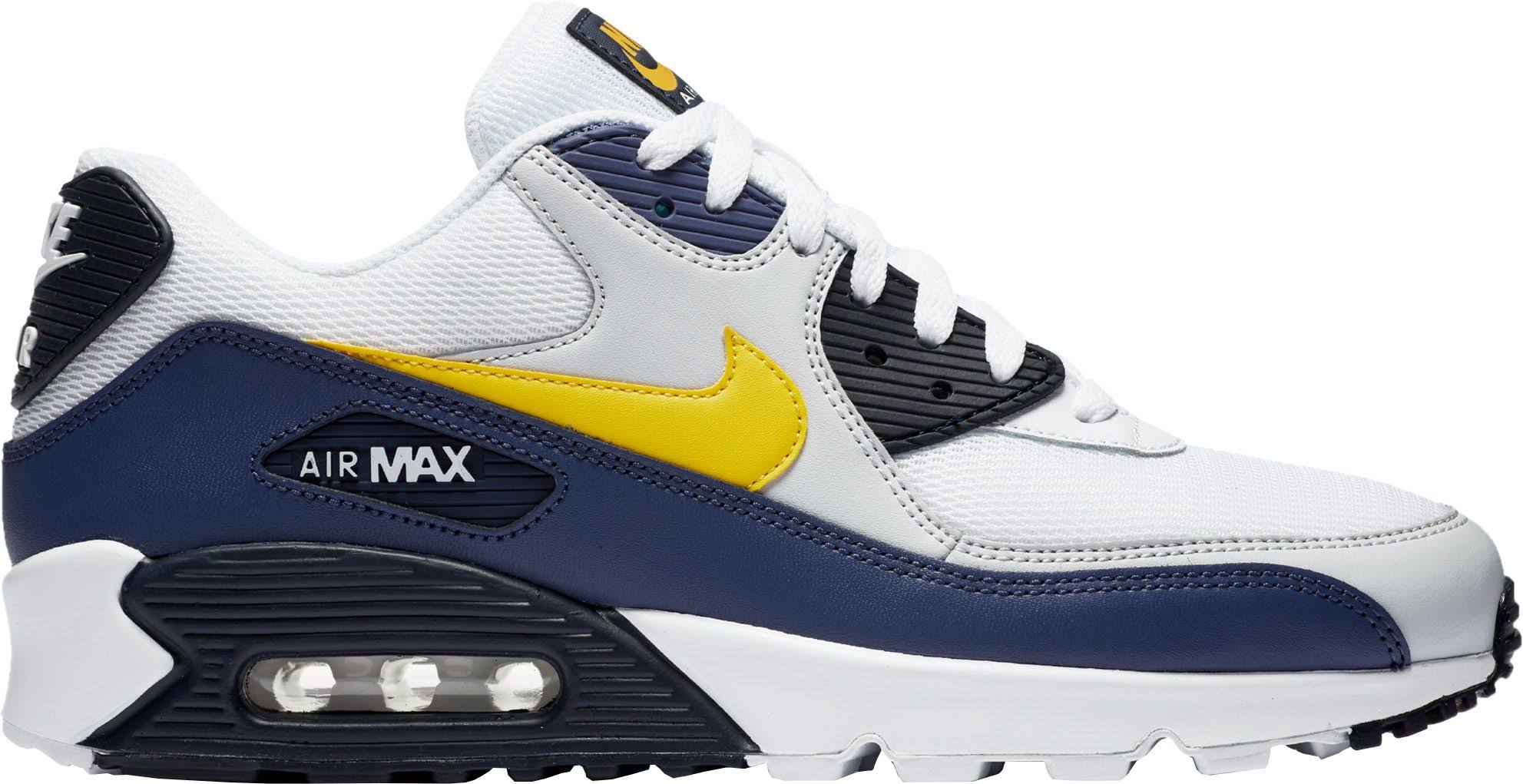 Mens 8 Air Essential 90 Max Size Nike 'michigan' 5 Sneakers q7w8X8d