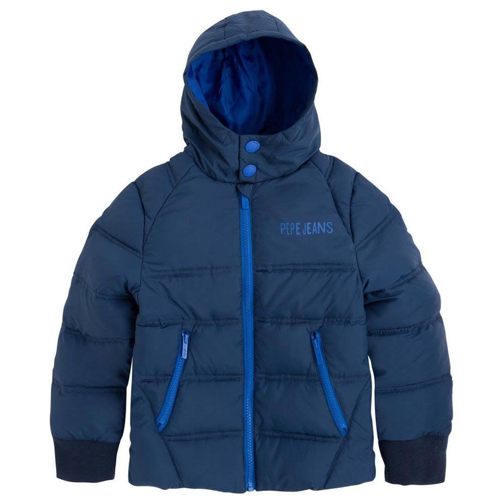 128 Jeans Größe Winterjacke Mark Pepe Ocean Dunkelblau W4O7g7qa