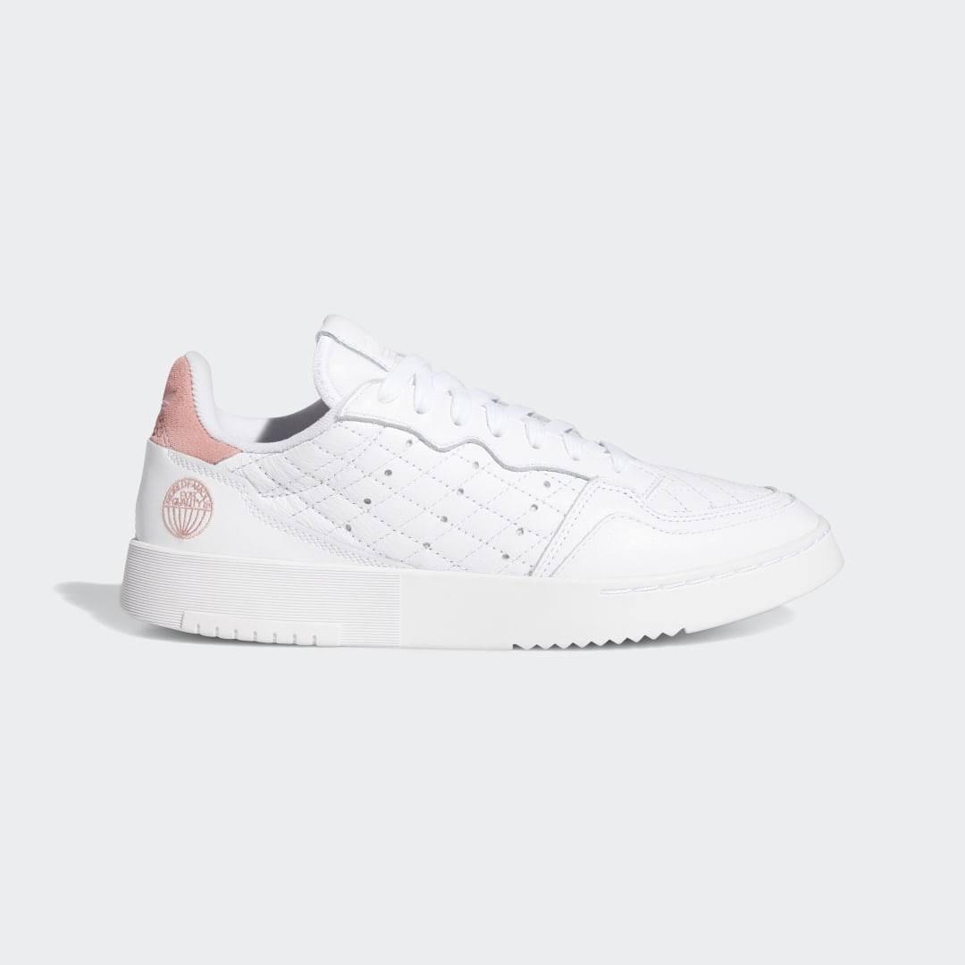Adidas Supercourt Shoes - White - Women