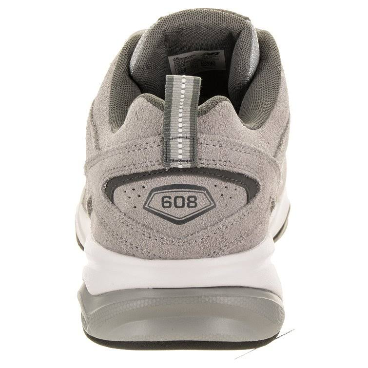 heren voor New Balance Herenschoen grijs 608v44e E29DHYWI