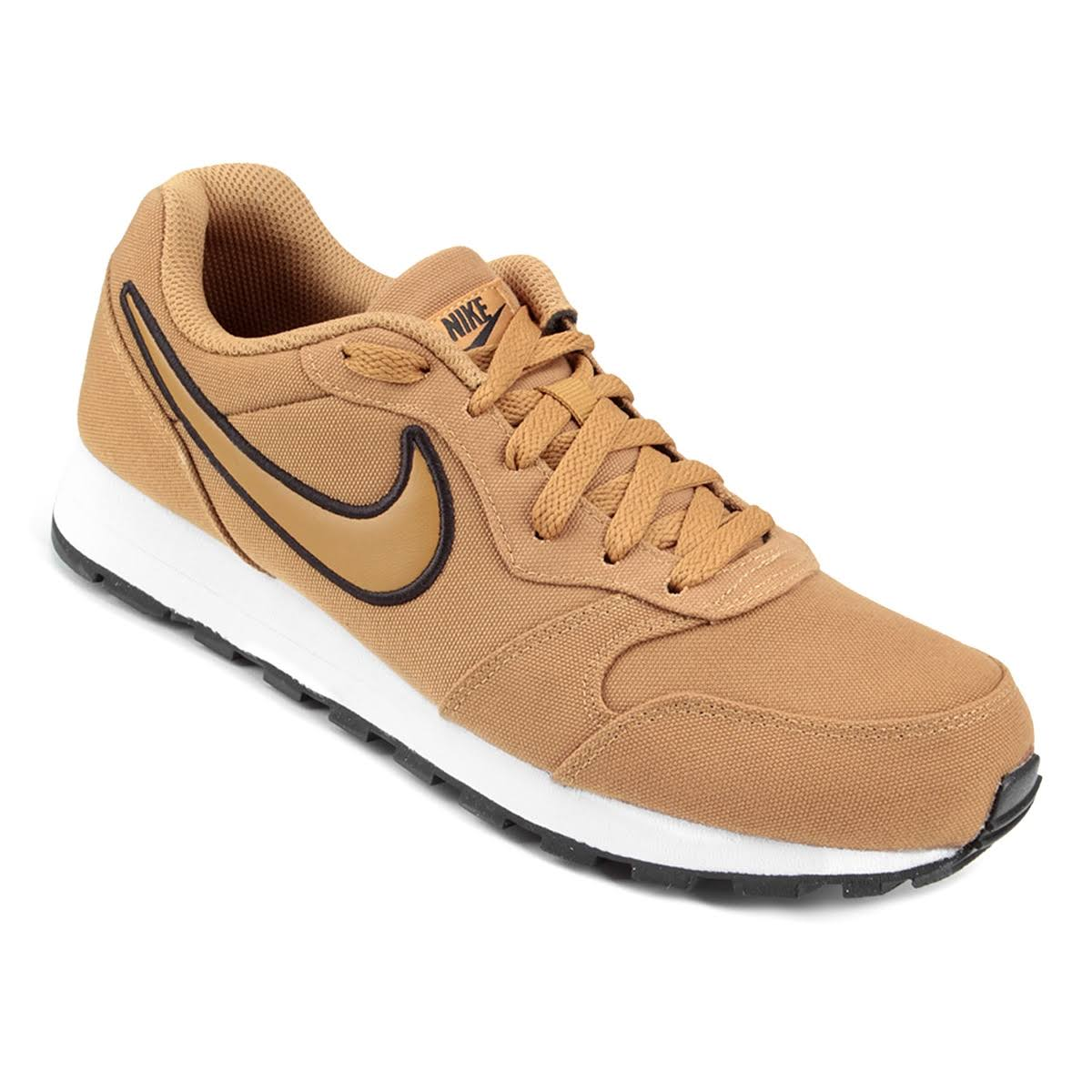 39 Nike Bege Md Masculino Escuro 2 Tênis Runner Se zPv7qw