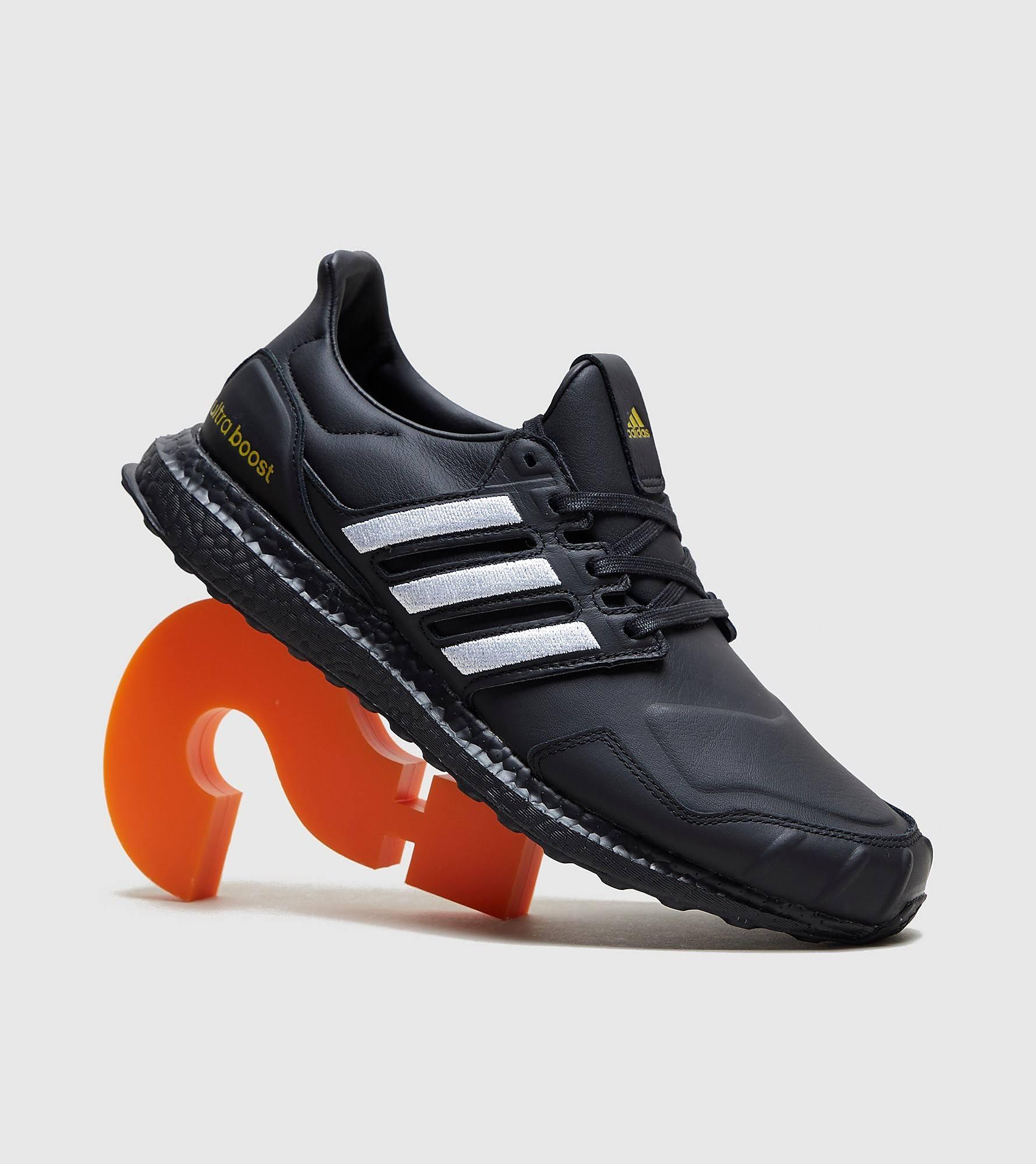 Adidas Ultra Boost DNA, Black - Black - Size: 8