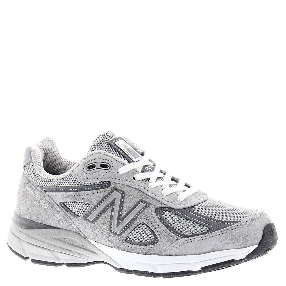 New Grey Shoe 7 Women's Balance Running Black 990v4 pink Size AwAqr1