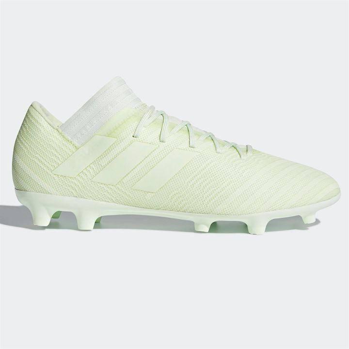 Aerogreen Tamaño Fútbol De 17 Hiresgreen Verde Hombre 3 Nemeziz Botines Para 6 Fg Adidas 7qwAzpwW5