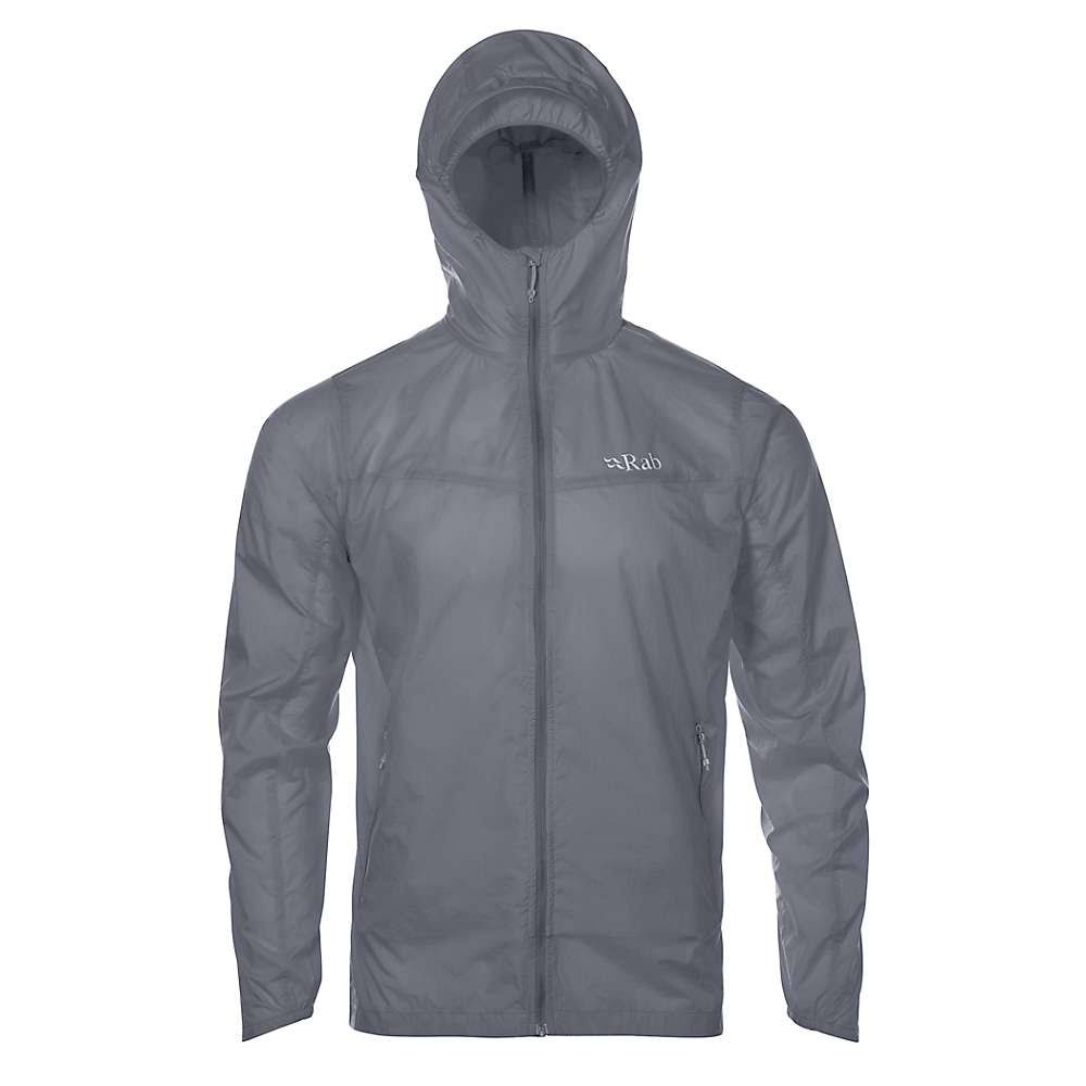 Herren Windshell Vital Medium Jacket Shadow Rab TwBvfnqwCa