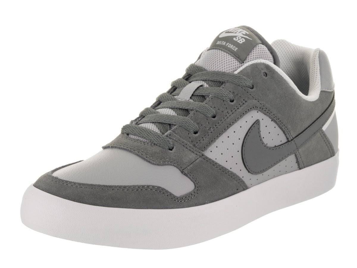 Nike Skate Delta Color Gris Para De Vulc Hombre Force Zapatillas tpE8w5xqa