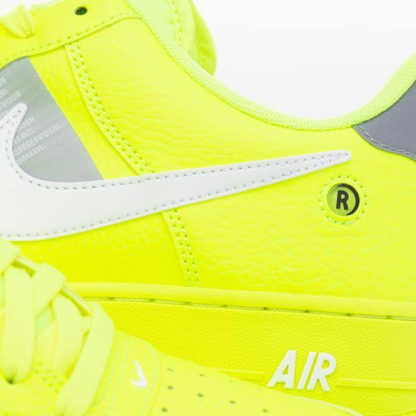 Uso Hombre Air Lv8 Volt Zapatillas Negro Para '07 General Blanco 1 Force Baloncesto Nike De AqnEwSf1Ep