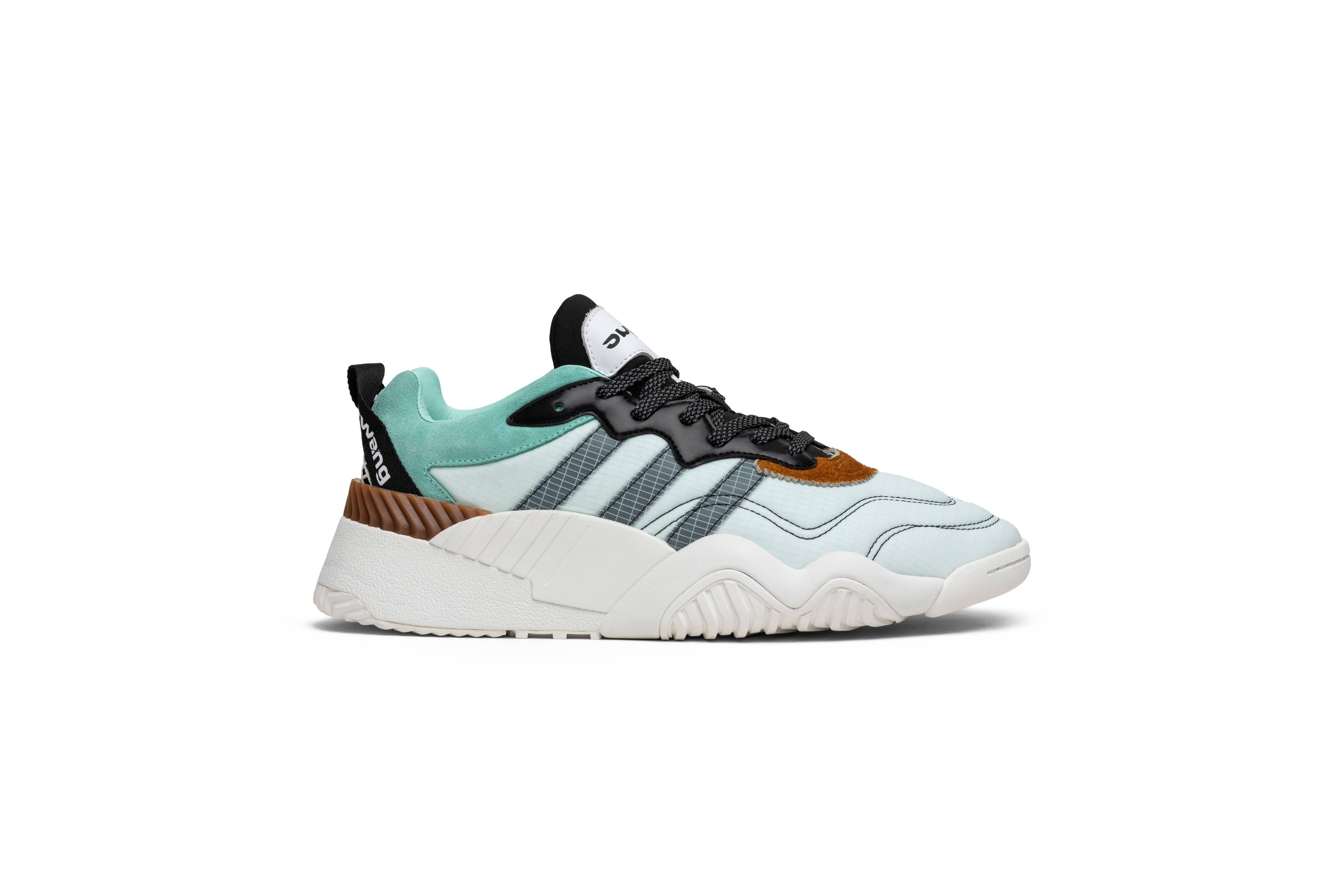 Größe Wang Mint' Mens Trainer 'clear Turnout 0 Alexander Adidas 8 X Sneakers zwxqTOW4