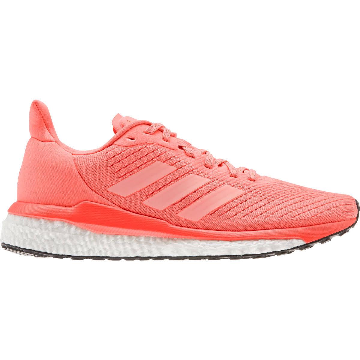 Adidas Solar Drive 19 Women's Running Shoes - Pink - 4.5