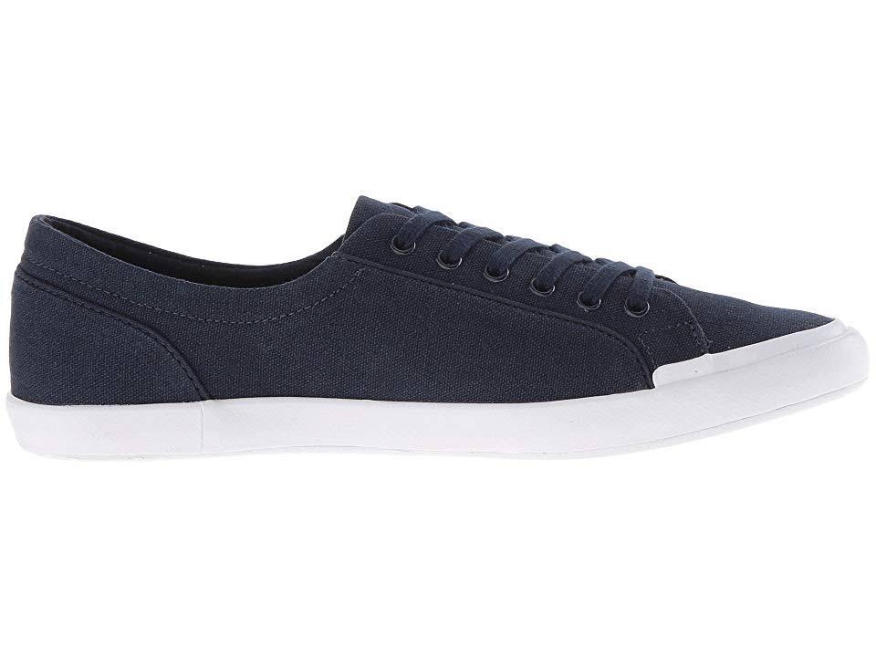 Shoes M Women's Navy Lancelle 2 Bl Canvas Lacoste 6 xwTXq8IZI