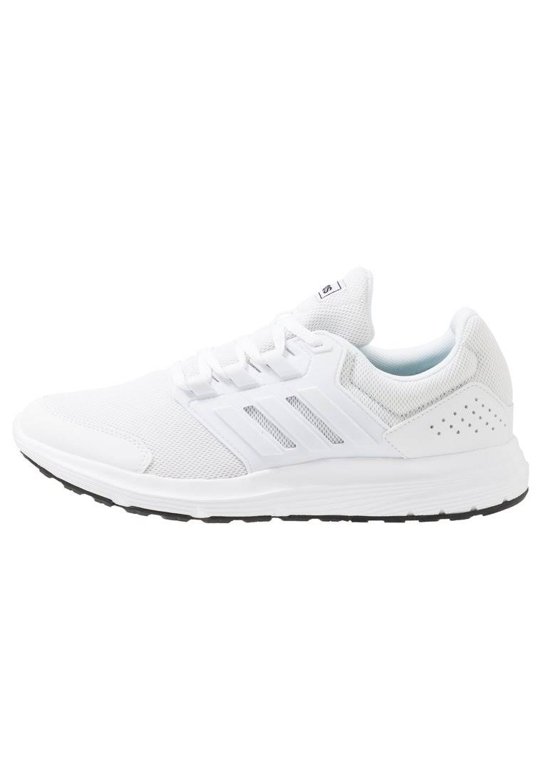 Adidas Galaxy 4 Running Shoes White Size 10.5